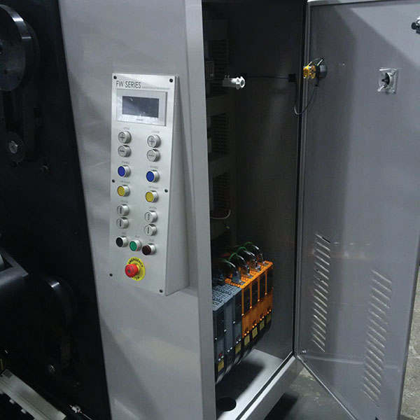KOR Engineering wanted a rugged control-panel component for a line of labeling and packaging machinery. HMI supplier EAO ended up providing much more.