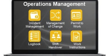 Yokogawa's Operations Management software improves enterprise communication.